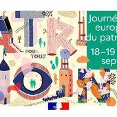 Journées du patrimoine 2021 en Occitanie