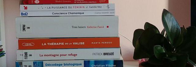 Ma liste de lecture d'été