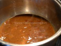 Filet Mignon Farci au Coulant de Cheddar & Pommes de Terre Sautées