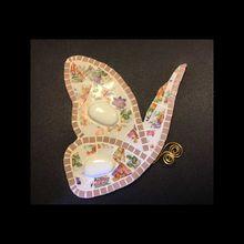 Papillon mosaïque picassiette