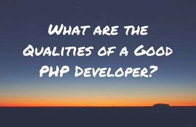 Things to Consider Before Hiring a PHP Developer