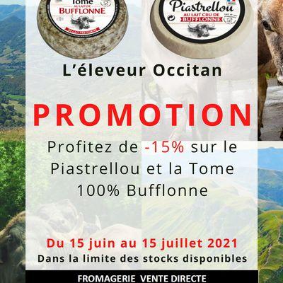 Promo chez l'Éleveur Occitan à Maurs