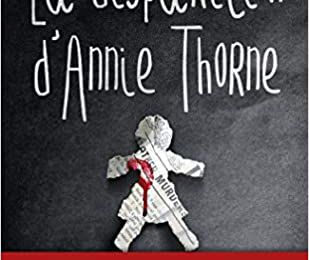 La disparition d'Annie Thorne, de C.J. TUDOR