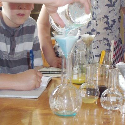 Filtration de l'eau - წყლის გაფილტვრა