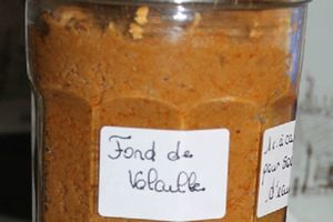 Fond de volaille (Thermomix)
