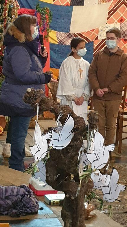 Dimanche 7 février : Dimanche de la Santé -  Messe des familles