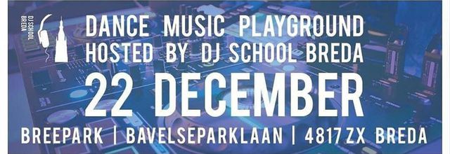 Dj School Breda - Dance Music Playground | Breda, Netherlands - decembre 22, 2017 | A visit by Tiësto is not excluded.