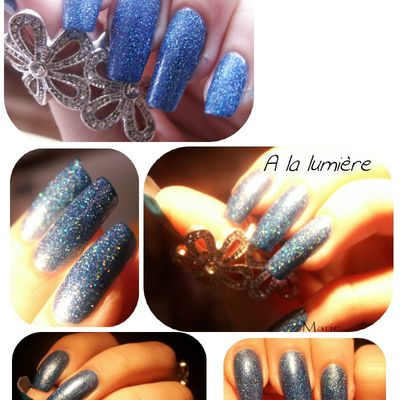 Nicole by OPI - Me+blue
