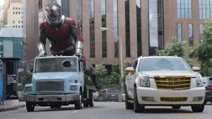 Ant-man et la guêpe ( Ant-man and the wasp )