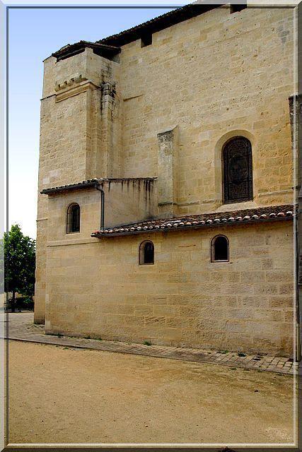 Diaporama église de Saint-André-de-Cubzac