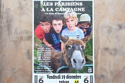 Les Parisiens à la campagne