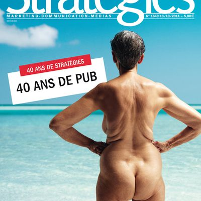 STRATEGIES - Couverture 40 ans