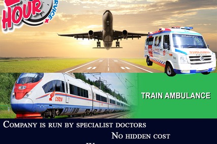 Bed to bed shifting is possible by Vedanta Air Ambulance in Chennai