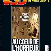 """""""Au coeur de l'horreur"""" : sortie d'un numéro spécial de VSD. - LeBlogTvNews"""