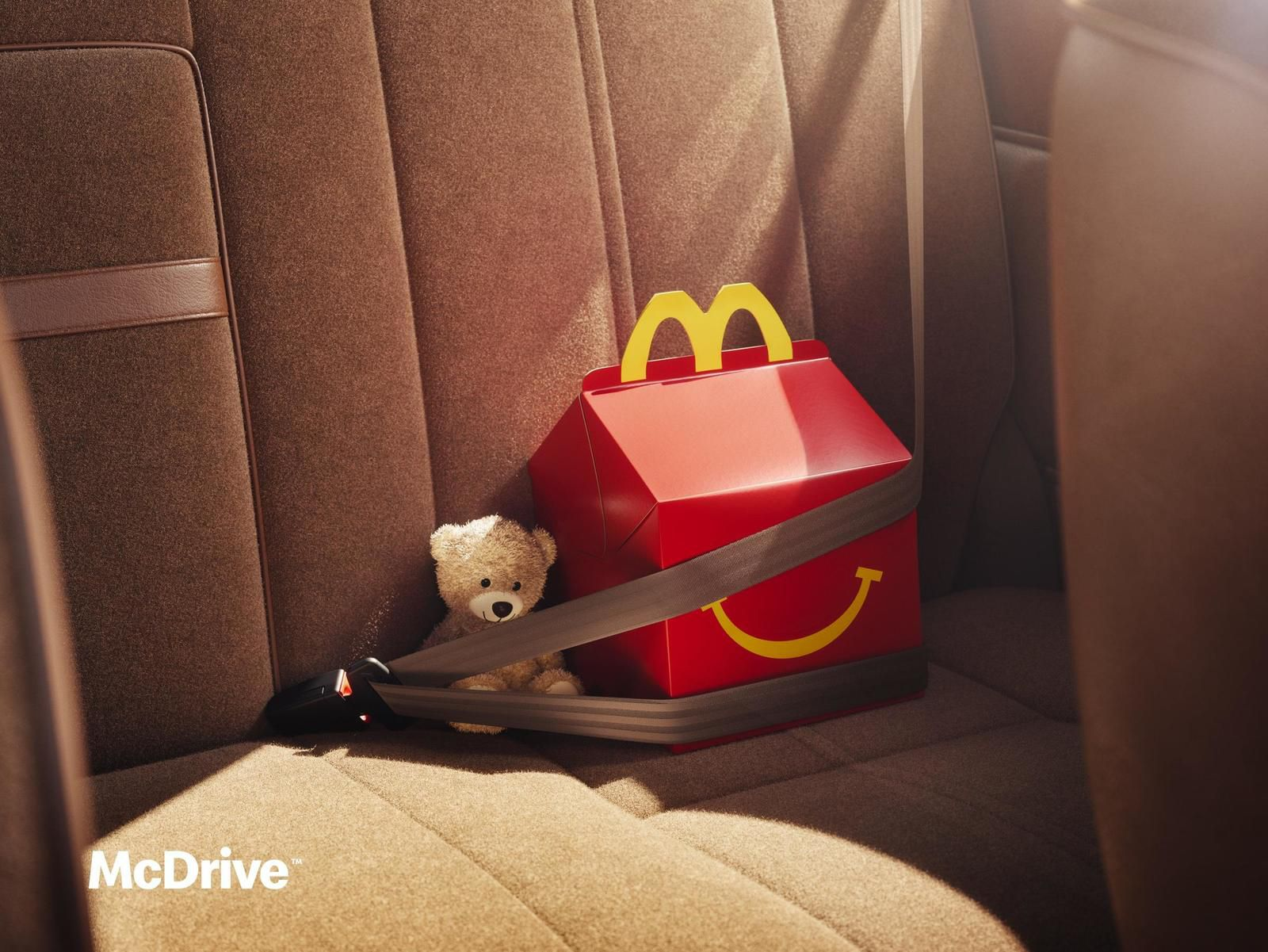 McDonald's France / McDrive I Agence : TBWA Paris, France (novembre 2020)