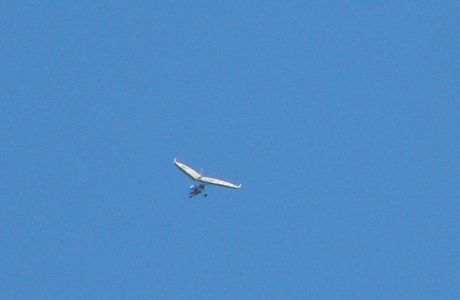 St Martin Lalande - Objets volants bien identifiés