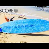 Tiscore feat. Julia Ross - The Tide Is High