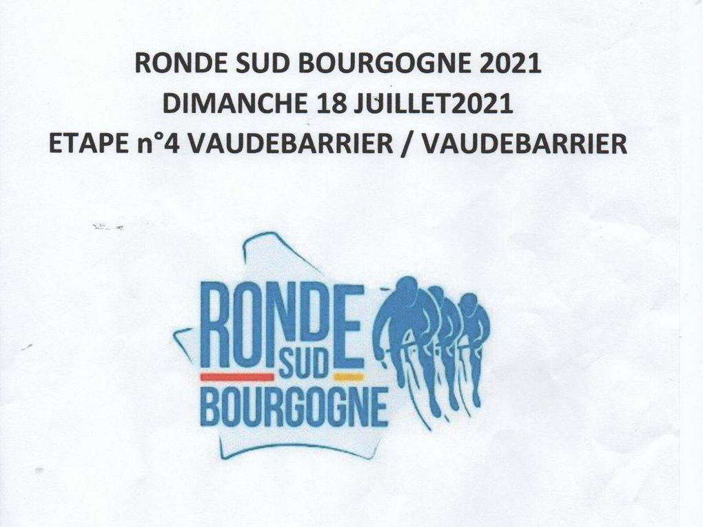 Darren Rafferty (Team 31 Jolly Cycles U19) a remporté en solitaire, la quatrième et dernière étape de la Ronde Sud Bourgogne - Il s'adjuge par la même occasion le classement général de cette 9e édition- Daniel MORLEVAT - Actualité - DirectVelo