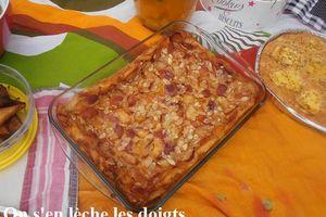 Clafoutis aux Nectarines