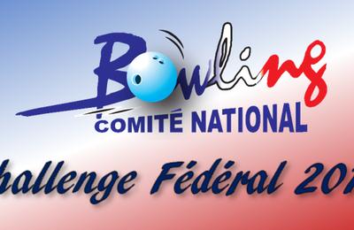 Challenge Fédéral 3 Mixte - Phase DISTRICT ARMOR - DINAN - 13 & 14 avril 2019 - les résultats
