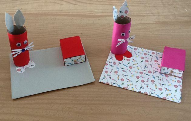 Bricolage enfants : set de bureau en récup' (upcycling)