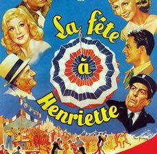 La Fête à Henriette de Julien Duvivier