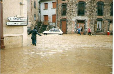 Crue du Godarel en 1988