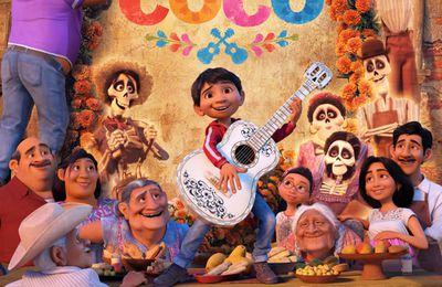 Coco. Film d'animation de Disney et Pixar + album – 2017 (Dès 6 ans)