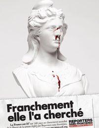 """La presse est le quatrième Etat démocratique du """"Royaume France""""."""