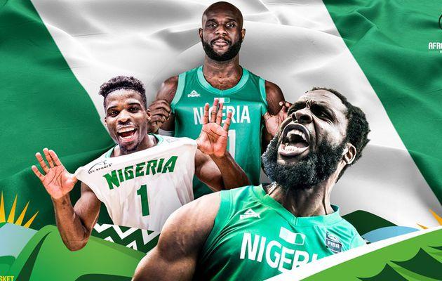 Revue d'équipe de FIBA Afrique pour l'AfroBasket 2021 : le Nigéria