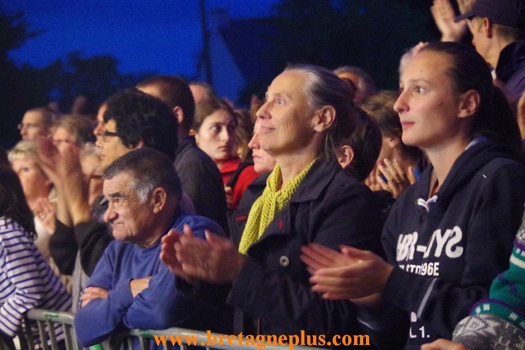 Ce samedi 10 août, et dimanche 11 aoùt, se déroulait à Pleudihen sur Rance (22) la 37ème édition de la Fête du Blé