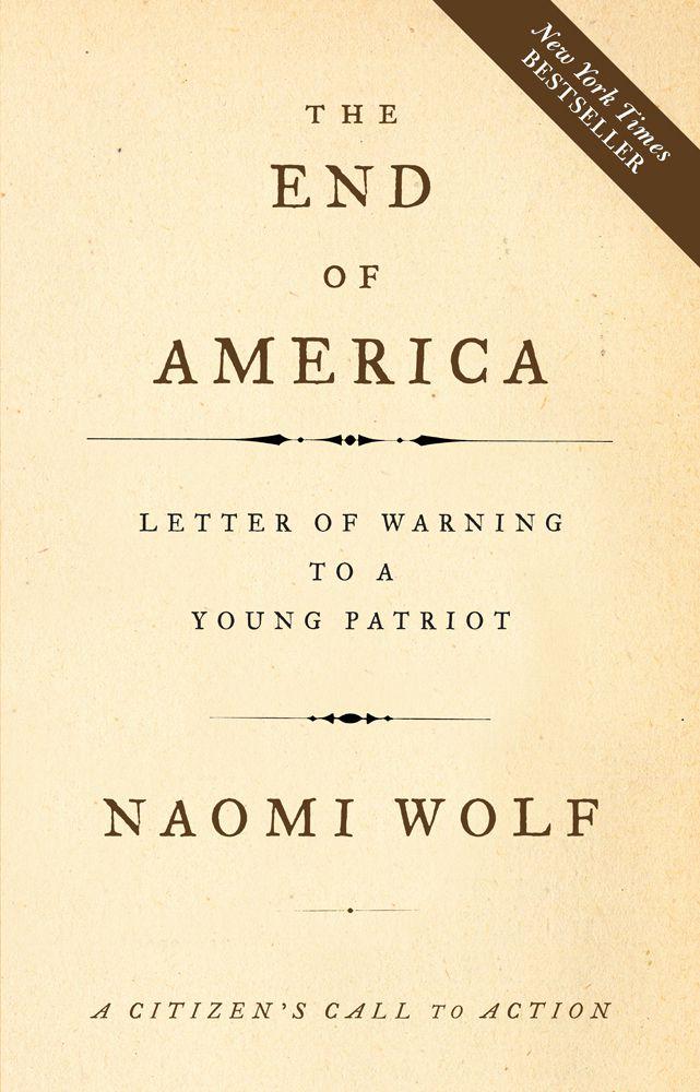 Naomi Wolf : Nous avons atteint la dixième étape des dix étapes vers le fascisme (Children's Health Defense, 3 mai 2021)