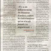 Echo de la lutte des Unilever Le Meux (OISE) - Front Syndical de Classe