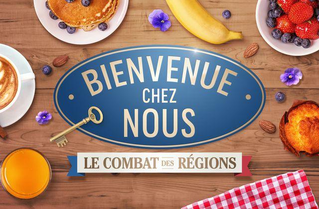 Bienvenue chez nous, sur TF1 : Combat des régions dès le 19 août.