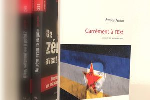 Carrément à l'Est, James Holin