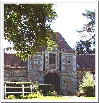 Diaporama château de BLANC BUISSON à Saint Pierre du Mesnil