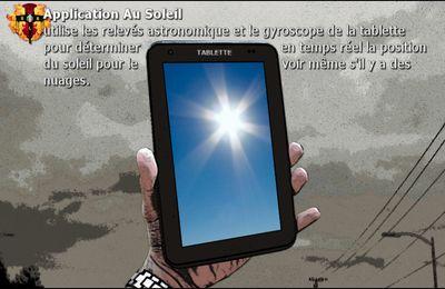 Application Au Soleil