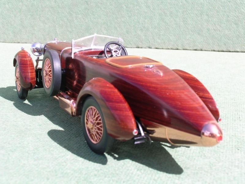 Hispano-Suiza… des voitures d'exceptions...