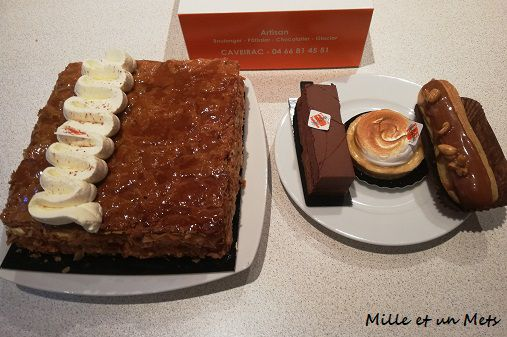Aux 13 desserts, à Caveirac (30)