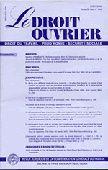 La plus ancienne revue de droit social