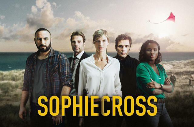 La série inédite Sophie Cross, avec Alexia Barlier et Thomas Jouannet, diffusée dès le 9 novembre sur France 3.