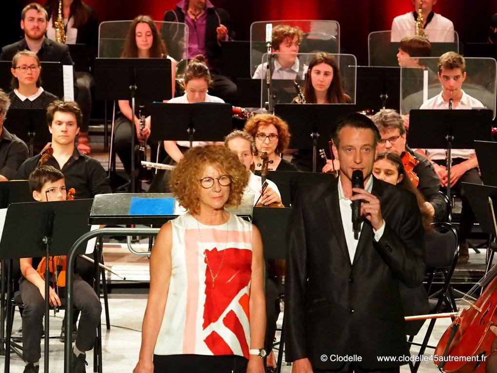 QUE VIVA COLOMBIA! : photos de la répétition et du concert au Palais des sports d' Orléans
