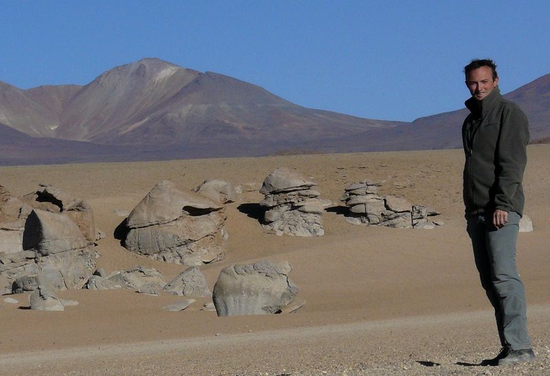 L'Astronomie au Chili (Novembre 2007)