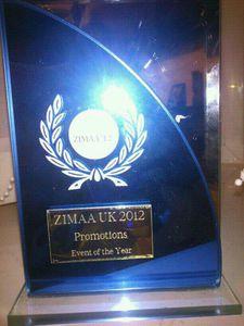 ZIMAA UK 2012