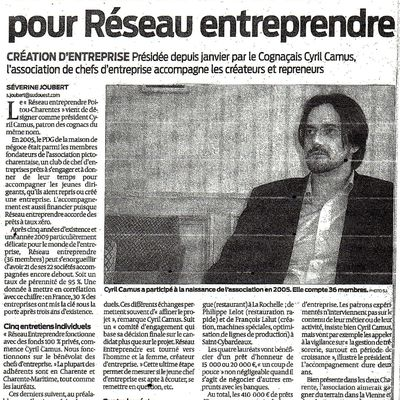Article presse - Sud Ouest 17/03/2010