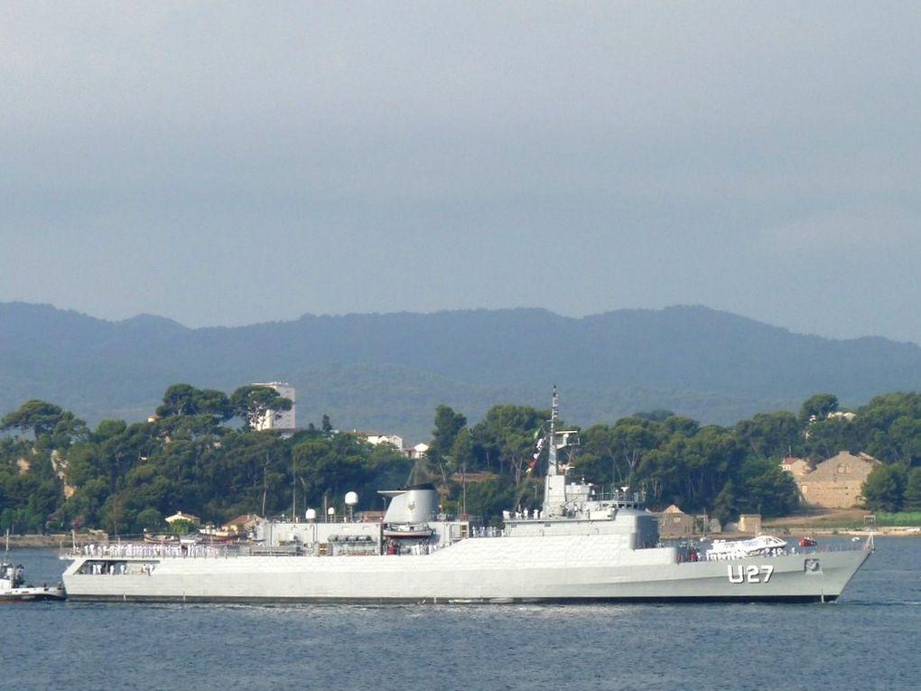 BRASIL  U27 , Navire école de la marine brésilienne
