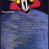 Newsletter Soirées Cerises - Le programme des concerts du 12 au 21 septembre 2019
