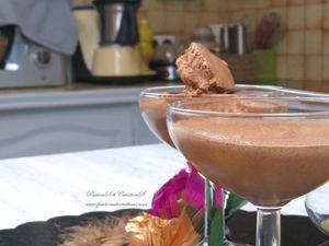 Cuisine - Recette - Repas - Dessert - Mousse - Chocolat - Robot - Kenwood - Cooking Chef Gourmet - 2020