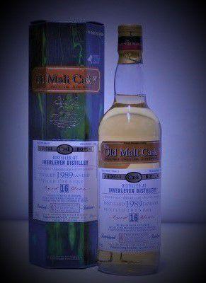 Inverleven 16Y Old Malt Cask 1989/2005.