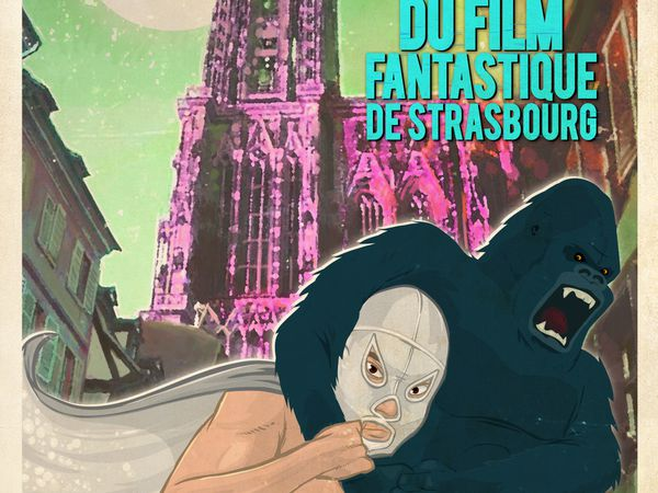 Festival du Film Fantastique de Strasbourg EVENEMENTS